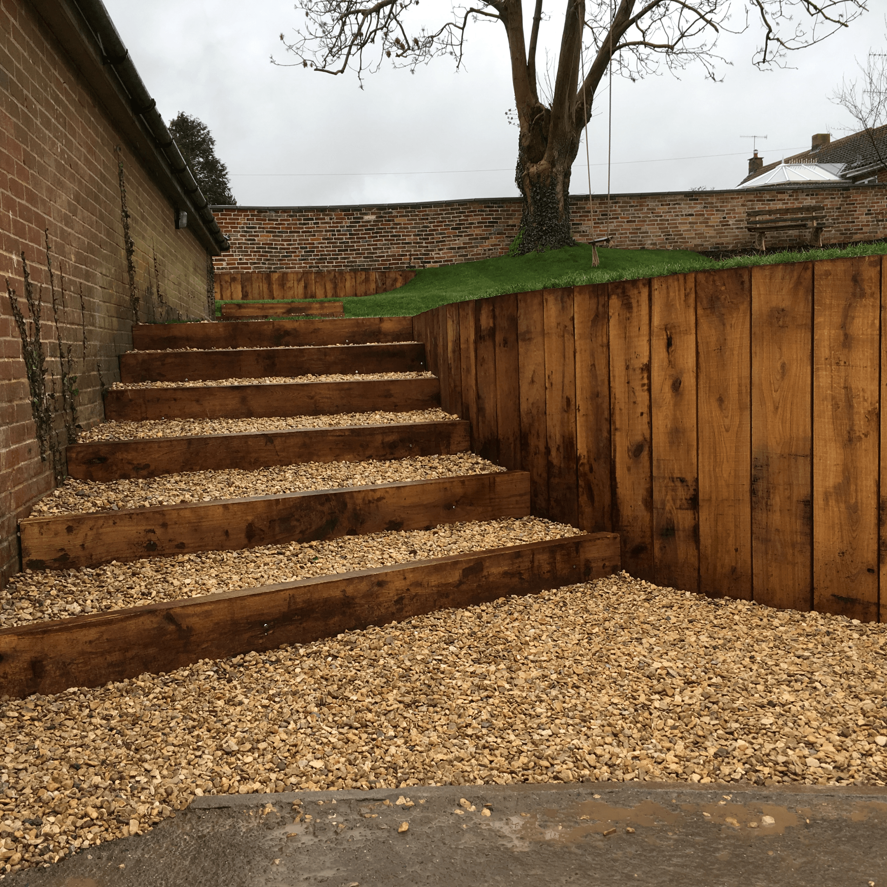 Landscaping Devizes Wiltshire - Henry Timmis 8